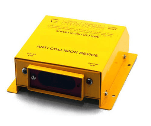 Anti Collision Device for cranes